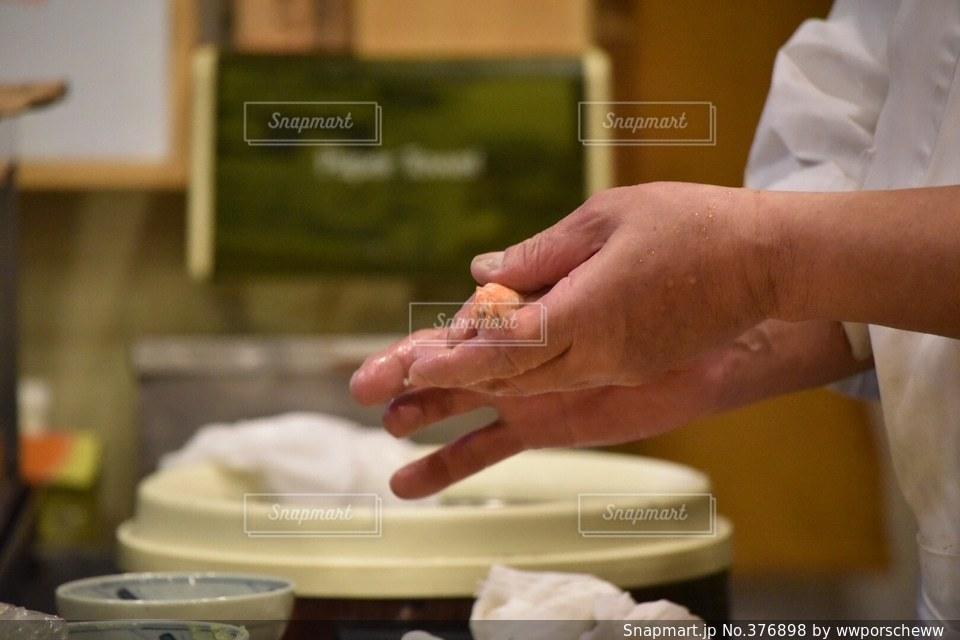 寿司の写真・画像素材[376898]