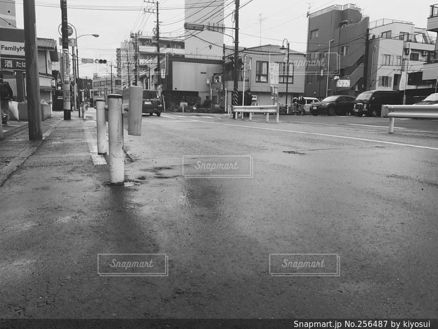 道路の写真・画像素材[256487]