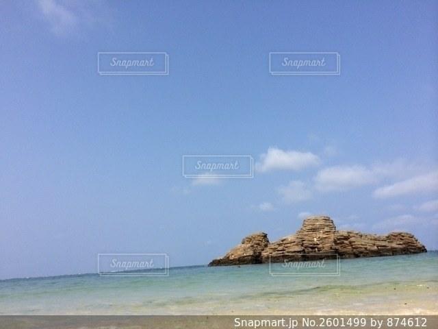 空と海の写真・画像素材[2601499]