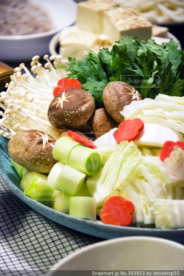 パーティ,おうちごはん,野菜,鍋,ご馳走,夕食,宴会,すき焼き,すきやき