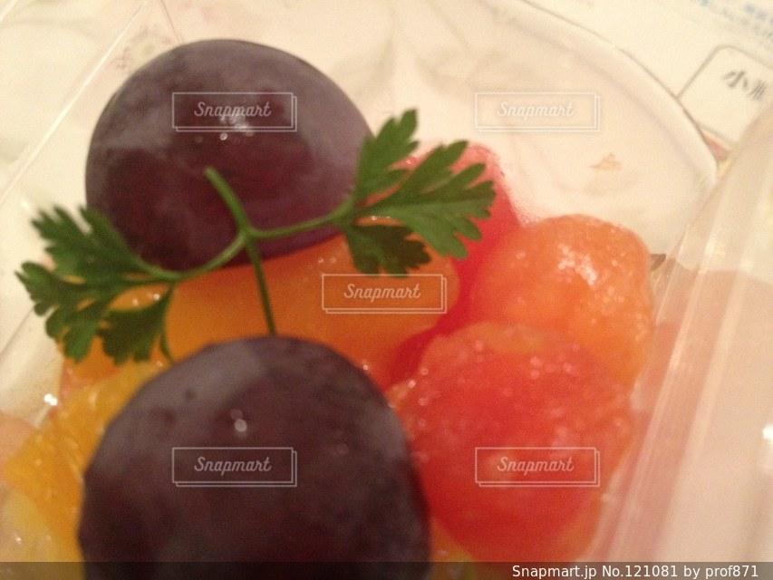 食べ物の写真・画像素材[121081]