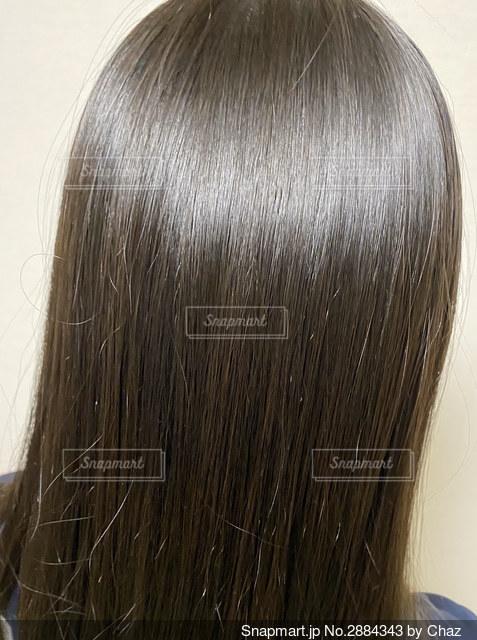 艶髪の写真・画像素材[2884343]