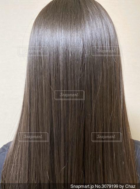 艶髪の写真・画像素材[3079199]