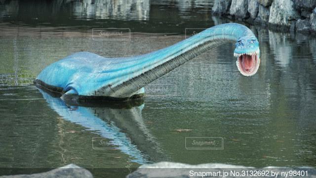 恐竜公園の写真・画像素材[3132692]