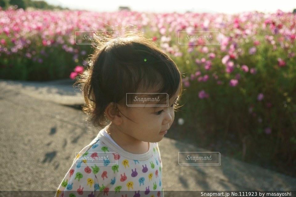 子どもの写真・画像素材[111923]
