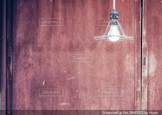 レトロなランプの写真・画像素材[3840022]