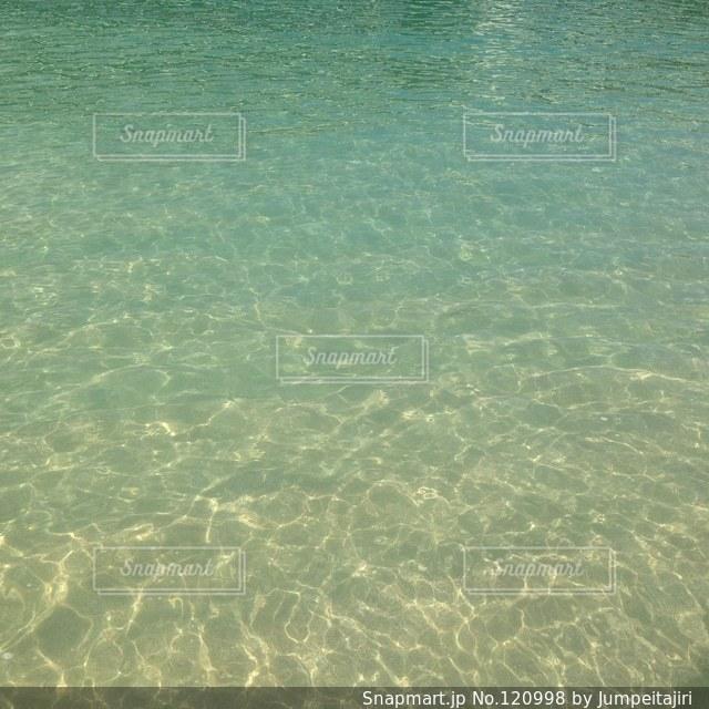 海の写真・画像素材[120998]