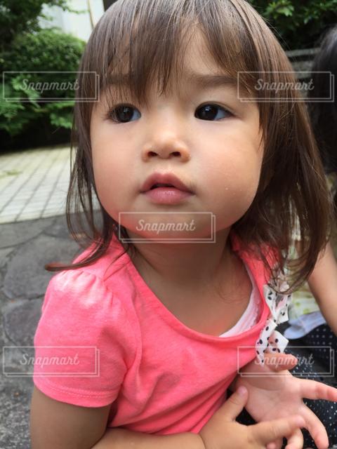 女の子の写真・画像素材[122347]
