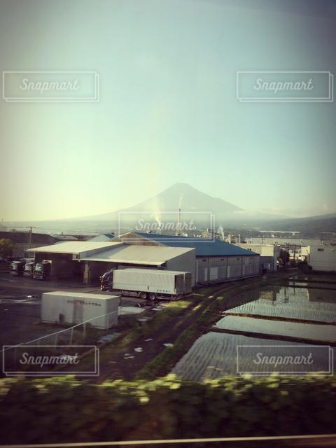 富士山の写真・画像素材[121987]