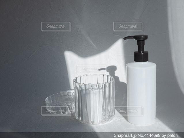 保湿などスキンケアのイメージの写真・画像素材[4144698]