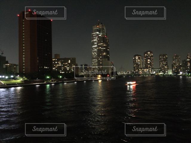 夜景の写真・画像素材[121554]