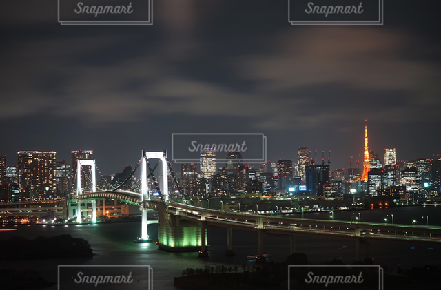 東京タワーの写真・画像素材[121650]