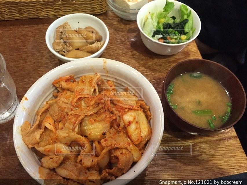 食べ物の写真・画像素材[121021]