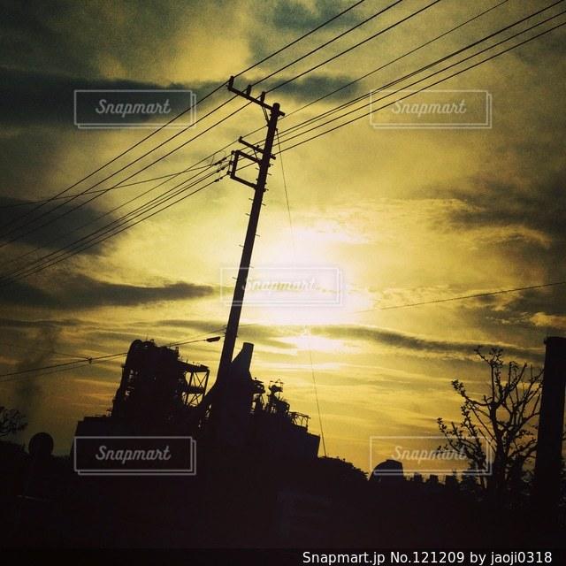 空の写真・画像素材[121209]