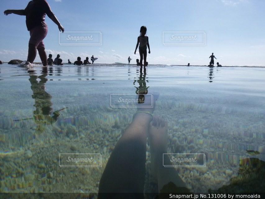 海の写真・画像素材[131006]