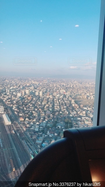 ランニングマシーンからの眺めの写真・画像素材[3376237]