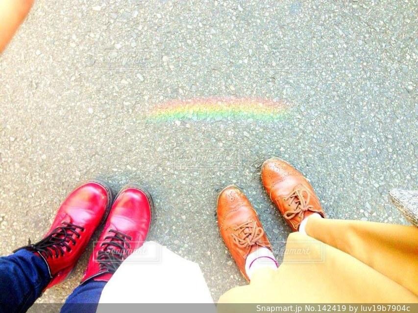 靴の写真・画像素材[142419]