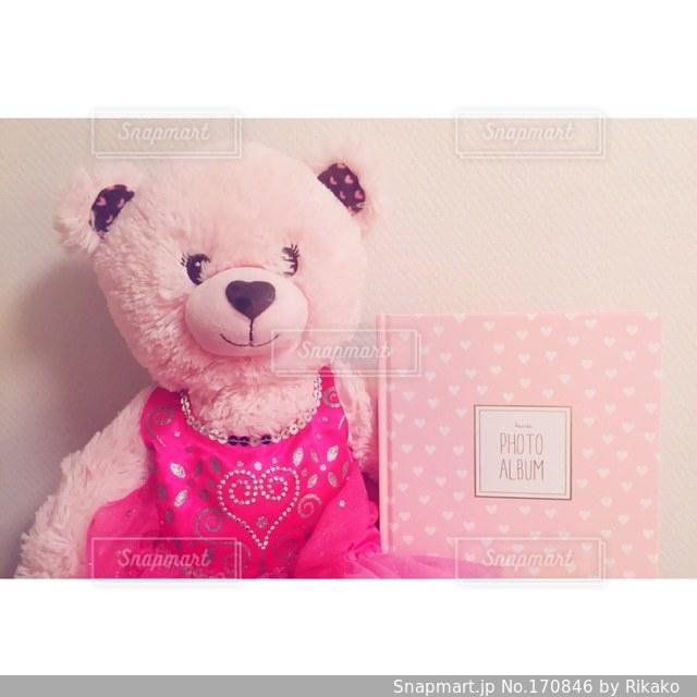 ピンクの写真・画像素材[170846]