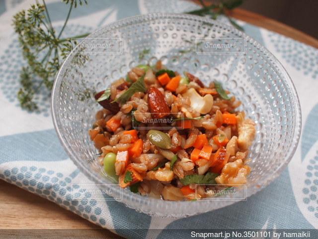 ファッロのチョップドサラダの写真・画像素材[3501101]