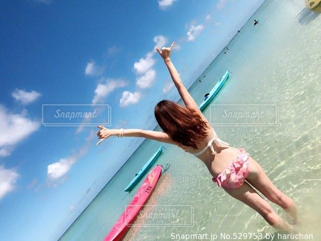 海の写真・画像素材[529753]