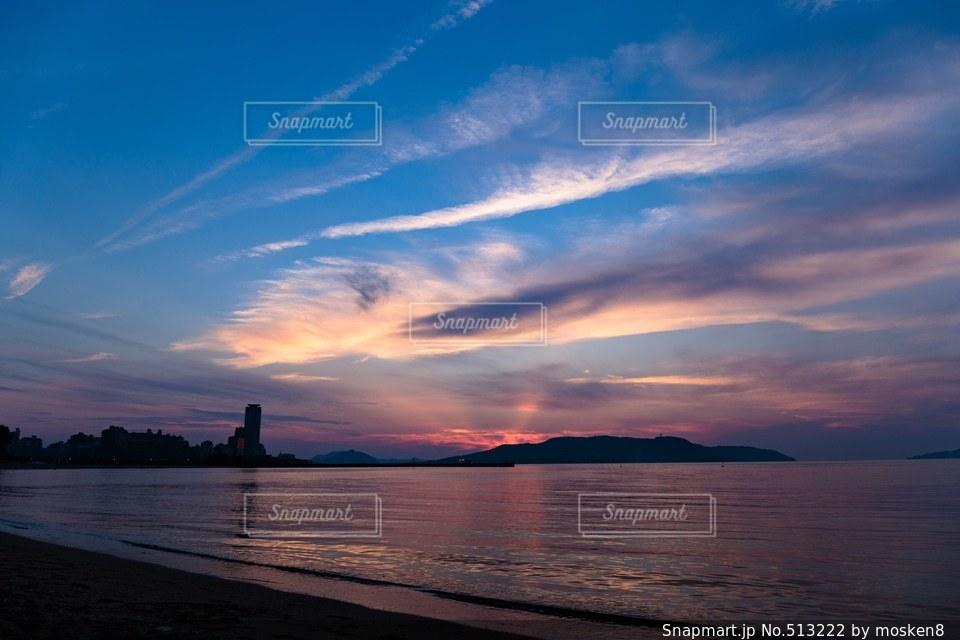 海の写真・画像素材[513222]