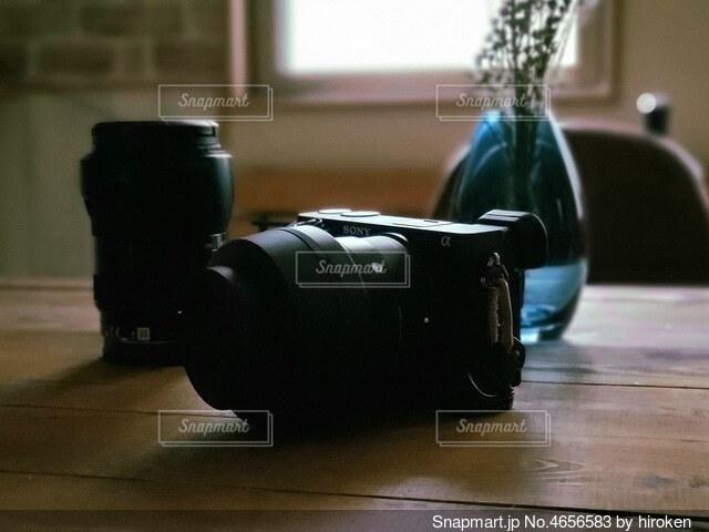 カメラ初心者のa6400と常用レンズの写真・画像素材[4656583]