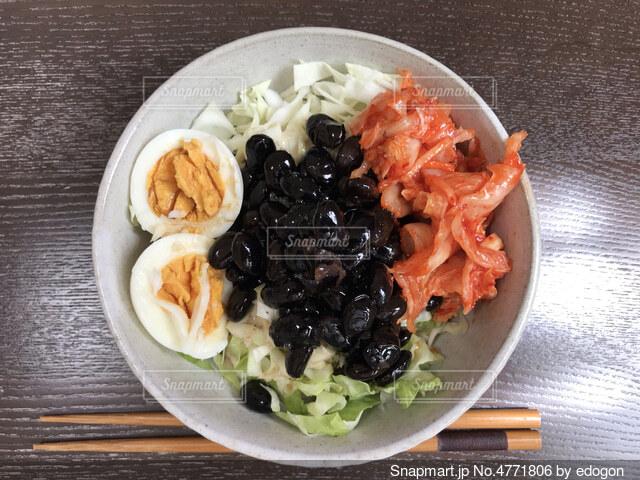 黒豆サラダの写真・画像素材[4771806]