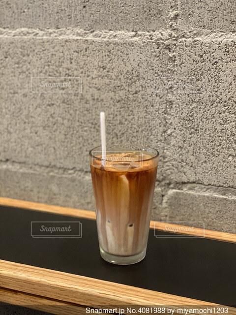 カフェの写真・画像素材[4081988]