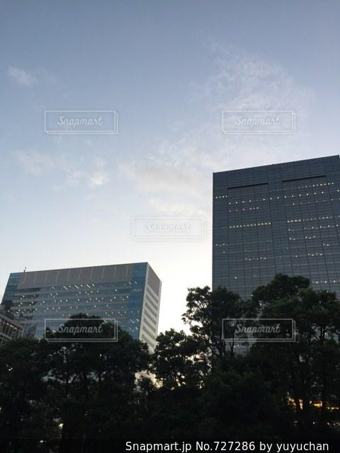 都市の高層ビル - No.727286