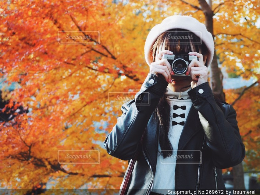 女性の写真・画像素材[269672]