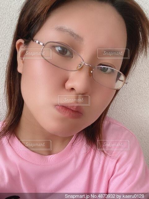 メガネの写真・画像素材[4873932]