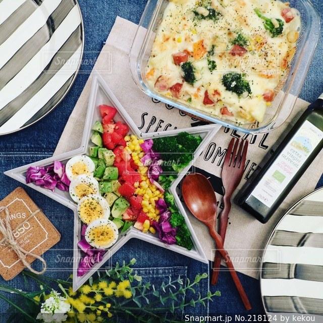 食べ物の写真・画像素材[218124]
