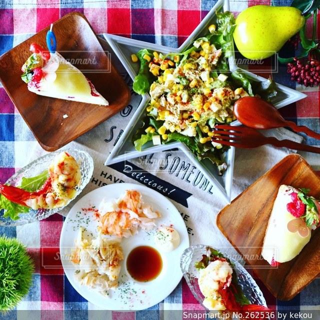 食べ物の写真・画像素材[262536]