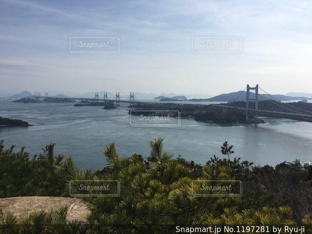 瀬戸大橋の写真・画像素材[1197281]