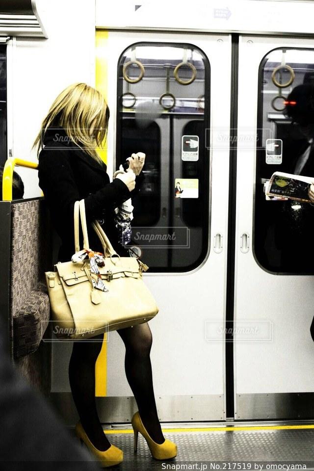 女性の写真・画像素材[217519]