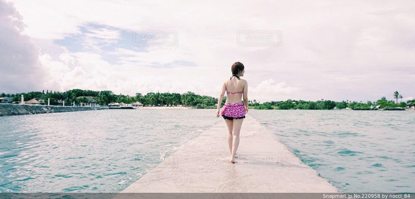 海の写真・画像素材[220958]