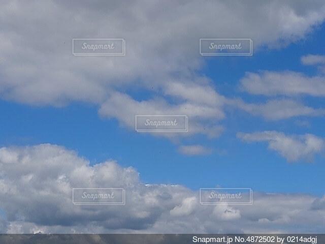 山頂の景色の写真・画像素材[4872502]