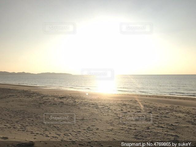 夕日の写真・画像素材[4769865]