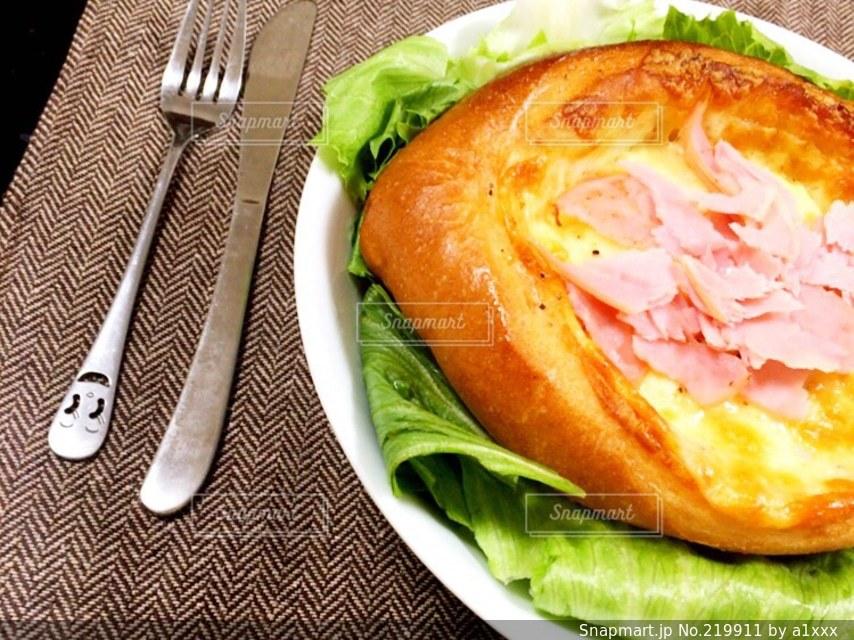 朝食の写真・画像素材[219911]