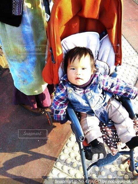 子供の写真・画像素材[4769543]