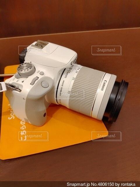 カメラの写真・画像素材[4806150]