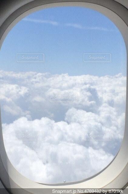 雲の海の写真・画像素材[4769482]