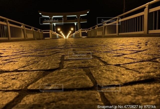 冬の夜の写真・画像素材[4770627]