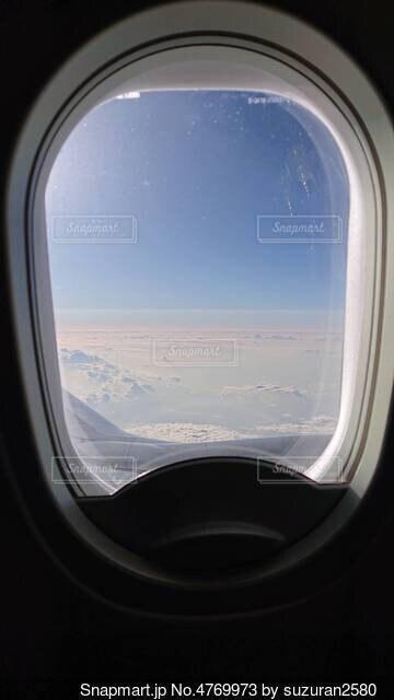 車窓の眺めの写真・画像素材[4769973]