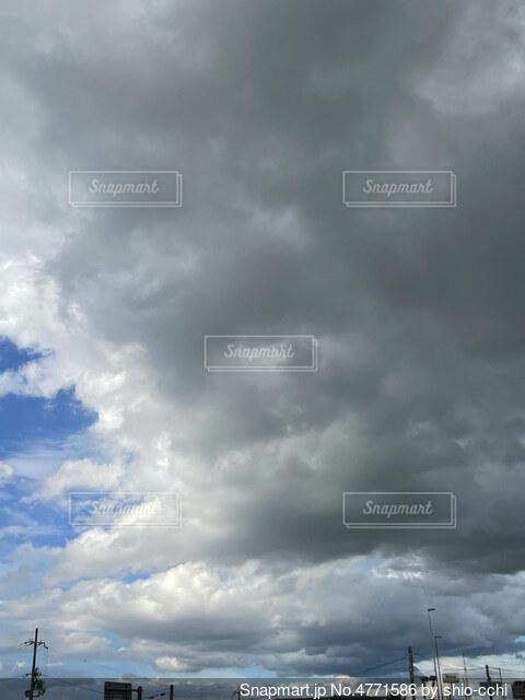 ある夏の日の写真・画像素材[4771586]