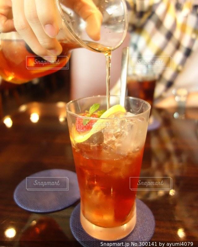飲み物の写真・画像素材[300141]