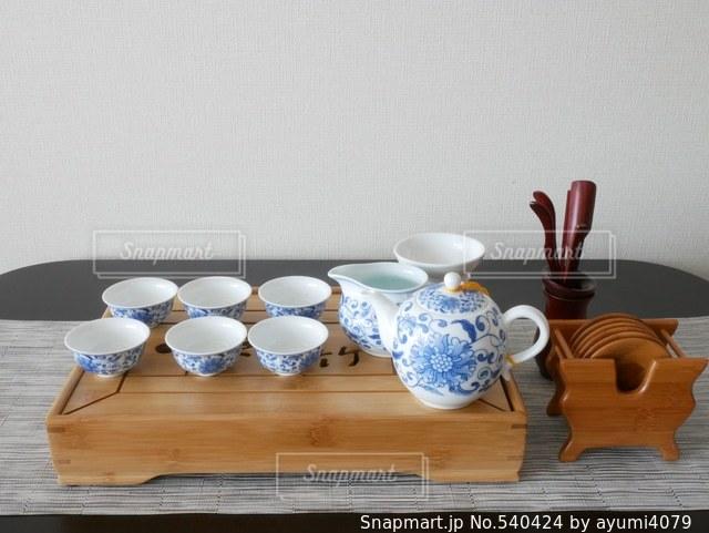 お茶の写真・画像素材[540424]