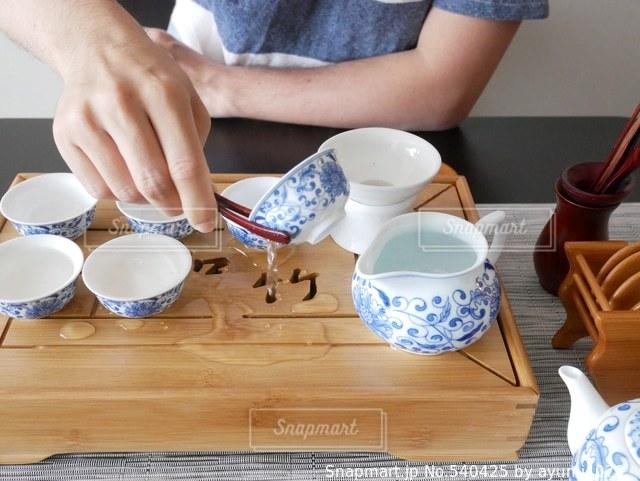お茶の写真・画像素材[540425]