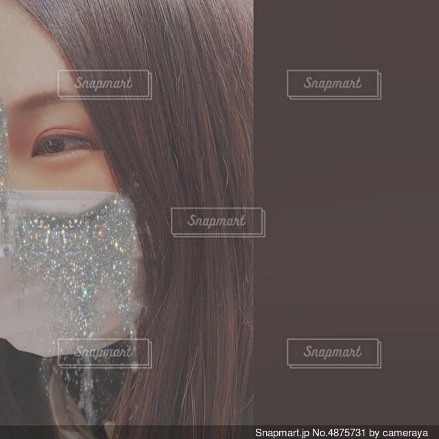 マスクの写真・画像素材[4875731]