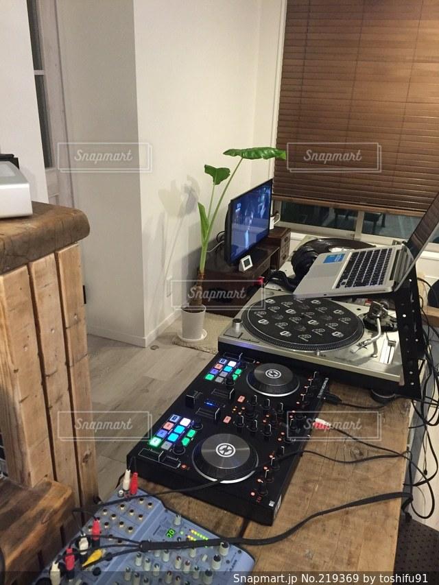 DJの写真・画像素材[219369]